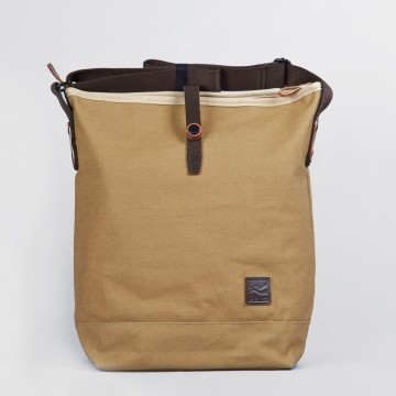 Obia Canvas / Coffee Brown