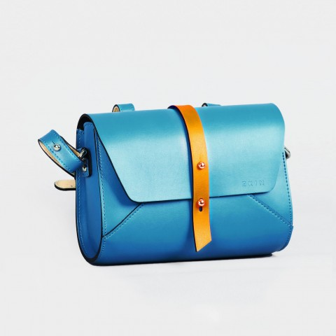 Harpy / Turquoise Blue