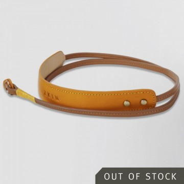 Ladon Camera Strap / Citron Yellow